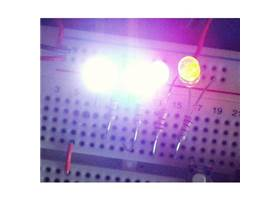 LED - Super Bright Red (4)