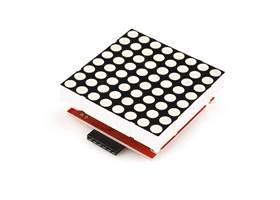SparkFun LED Matrix - Serial Interface (Red/Green)