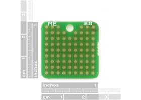 "ProtoBoard - Square 1"" Single Sided (3)"