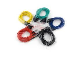 """Jumper Wires Premium 12"""" M/F Pack of 100"""