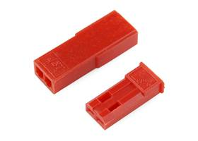 JST RCY Connector - Male/Female Set (2-pin) (4)