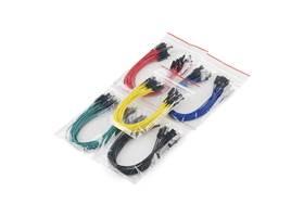 """Jumper Wires Premium 6"""" M/M Pack of 100"""
