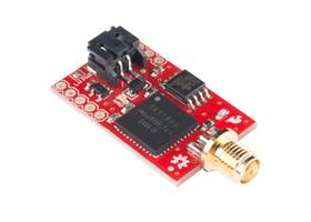 SparkFun Venus GPS Logger - SMA Connector