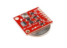 SparkFun GPS Evaluation Board - GP-2106 (3)