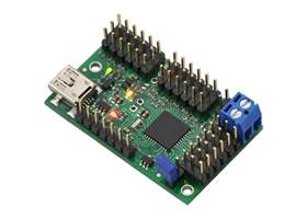 Mini Maestro 18-channel USB servo controller (assembled version)