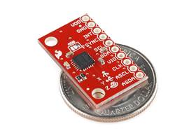 SparkFun Triple Axis Accelerometer and Gyro Breakout - MPU-6050 (4)