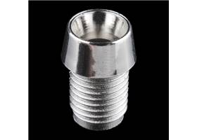 LED Holder - 5mm (Chrome Finish) (4)