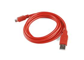 SparkFun USB Mini-B Cable - 6 Foot