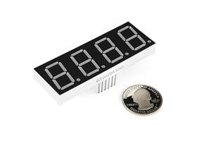 7-Segment Display - 20mm (Red) (2)