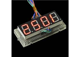 7-Segment Display - 20mm (Red) (4)