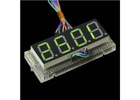 7-Segment Display - 20mm (Green) (4)