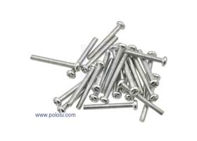 Machine Screw #4-40, 1 inch Length, Phillips (25-pack)