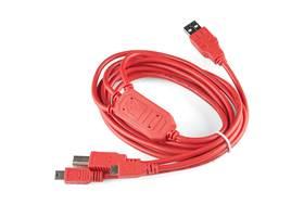 SparkFun Cerberus USB Cable - 6ft