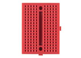 Breadboard - Mini Modular (Red) (4)