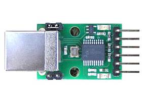 USB-ISS Module - Top