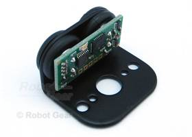 Devantech SRF10 Sensor in mount back